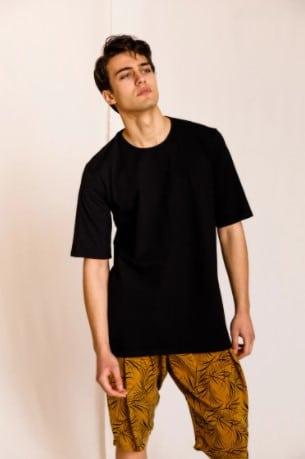 ROUTE T-SHIRT BLACK