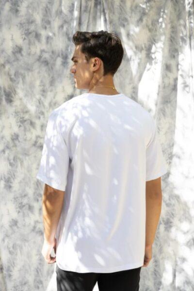 CIRCLE T-SHIRT WHITE