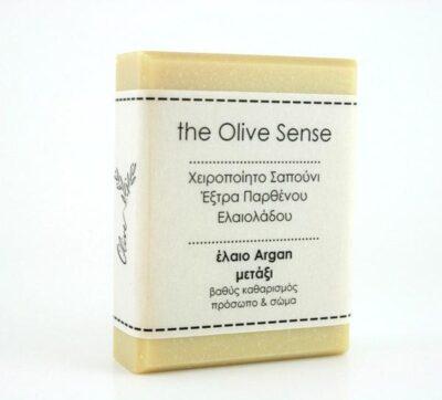 OLIVE SOAP ARGAN 50 gr