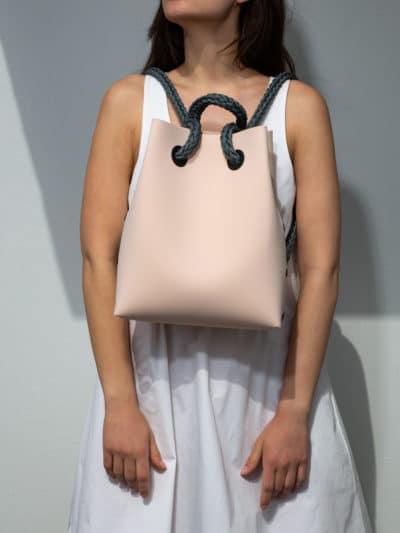 "Backpack ""EvaPack Basics Large"" in Pink"