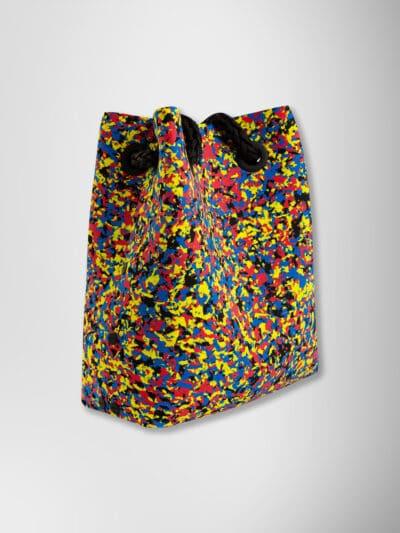 """Backpack """"EvaPack regular"""" in bau flakes"""